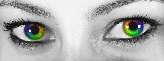 Miracle de création - yeux