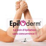 Epilation : un résultat unique avec Epiloderm !